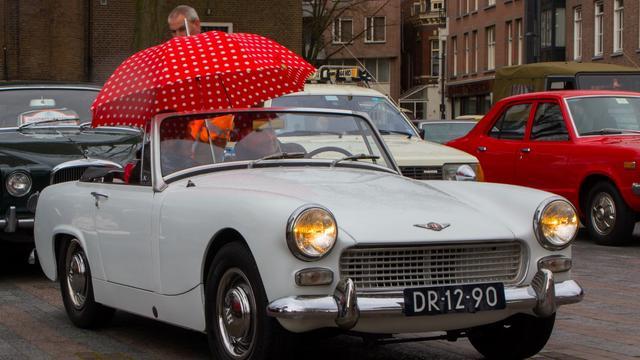 Aantal oldtimers in Nederland neemt toe tot ruim 200.000