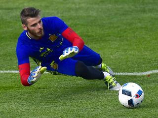 Spaanse bondscoach ziet geen reden om aan doelman te twijfelen