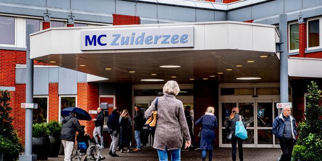 Spoedeisende hulp ziekenhuis Lelystad vanaf maandag 's nachts gesloten