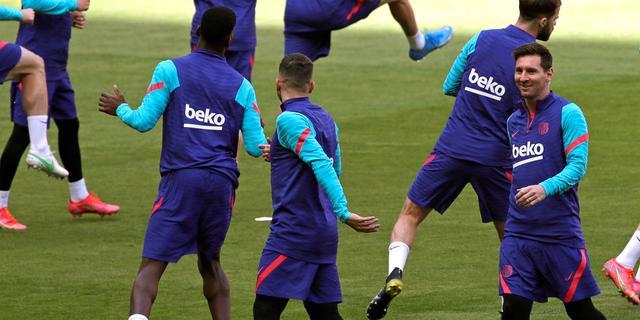 La Liga stelt onderzoek in naar schenden coronaregels bij barbecue van Messi