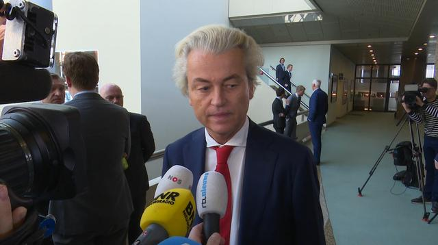 Wilders: 'Aanslag Utrecht is consequentie massa-immigratie'