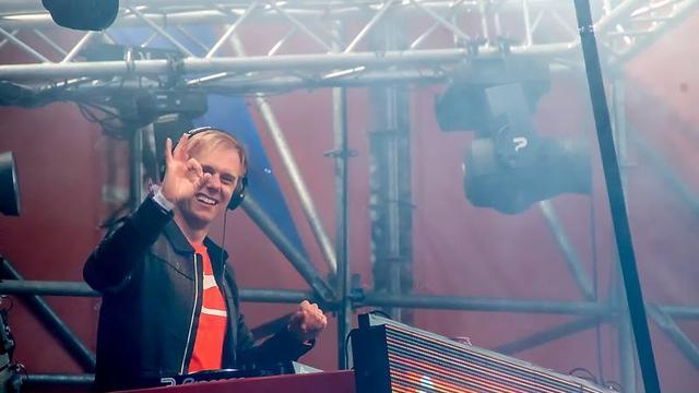 Armin van Buuren wint 3FM Award voor beste dance artiest