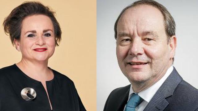 'Vijlbrief en Van Huffelen zijn nieuwe staatssecretarissen van Financiën'