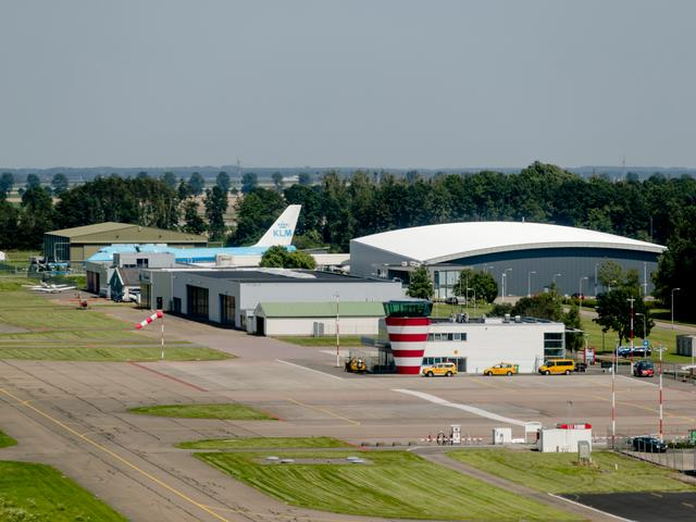 Provincie Gelderland wil nieuwe procedure uitbreiding vliegveld Lelystad