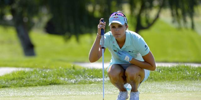 Klacht tv-kijker kost Amerikaanse golfster Thompson majorzege