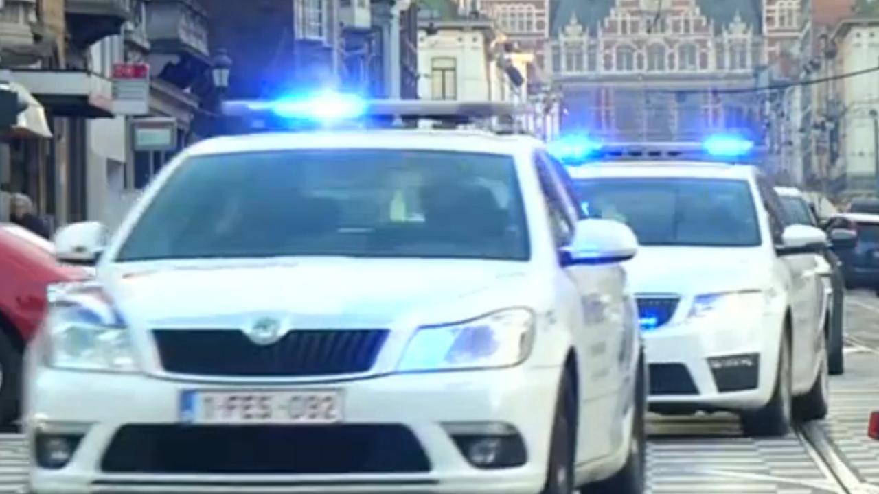 Belgische politie vindt spijkerbom en IS-vlag bij huiszoeking Schaarbeek