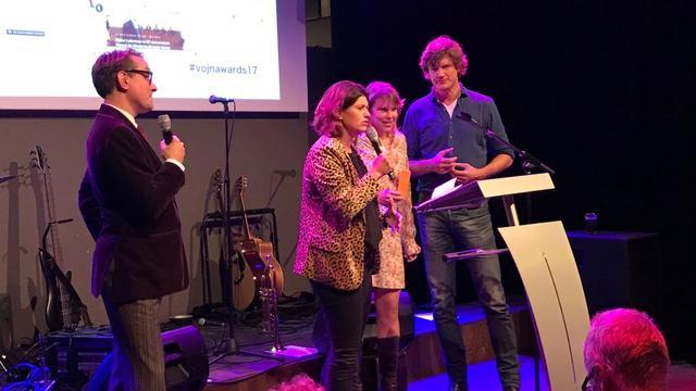Follow The Money wint VOJN Award voor Beste Onderzoeksjournalistiek