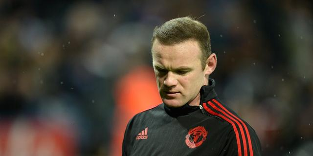 Van Gaal moet Rooney missen in cruciaal duel met Wolfsburg