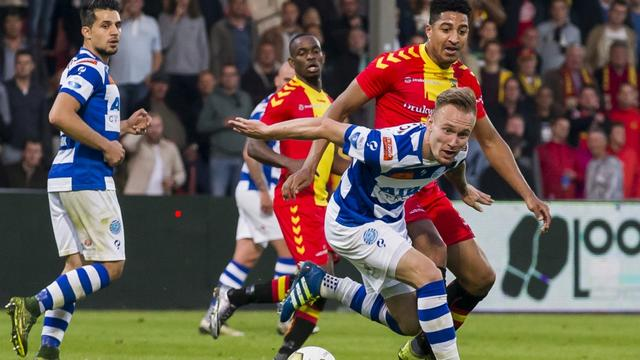 Video's: Go Ahead Eagles en NAC Breda boeken zege in play-offs