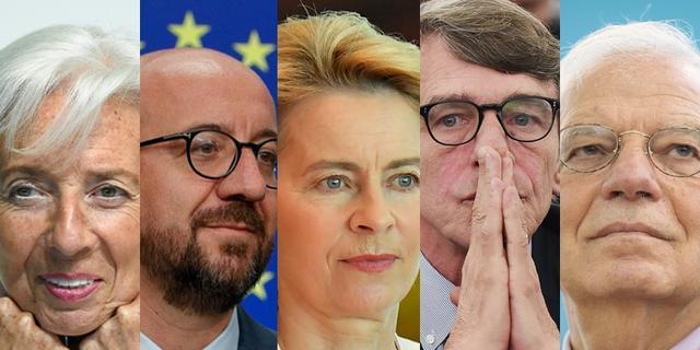 De puzzel is gelegd: Deze mensen komen aan het roer van de EU