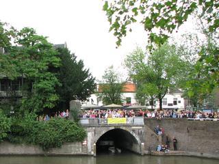 Watertoevoer naar Utrecht nog niet op orde