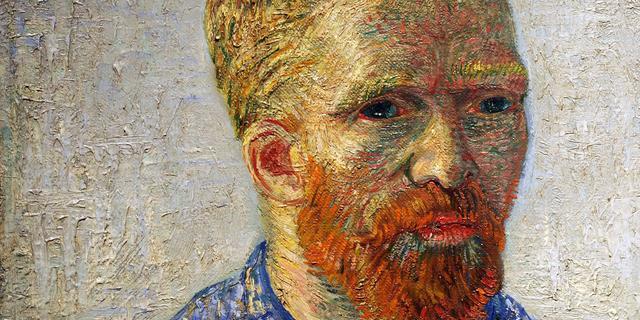 Pas ontdekte schetsen Van Gogh tentoongesteld