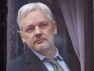 WikiLeaks-oprichter woont sinds 2012 in Ecuadoraanse ambassade