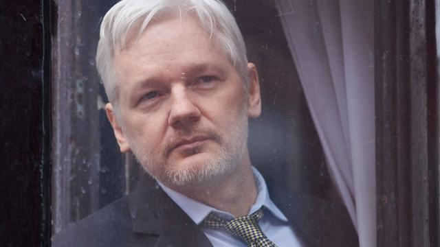 'Ecuador wil Assange uit ambassade Londen zetten'