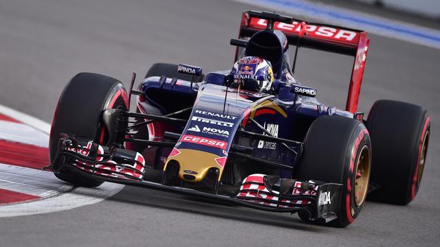 Verstappen zet negende tijd neer in kwalificatie GP Rusland