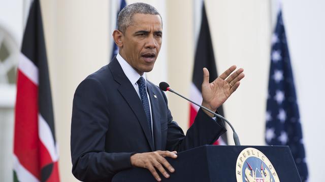 Obama pleit voor homorechten in Afrika bij bezoek Kenia