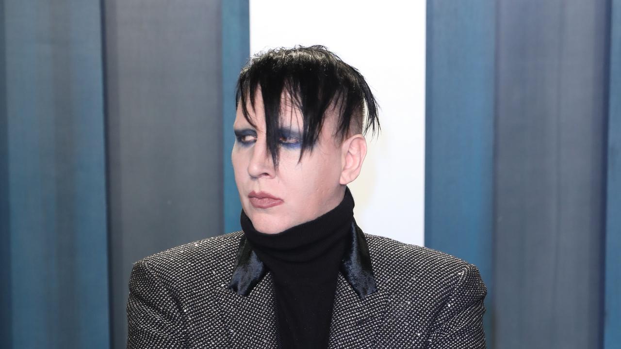 Politie LA opent onderzoek naar van misbruik beschuldigde Marilyn Manson - NU.nl