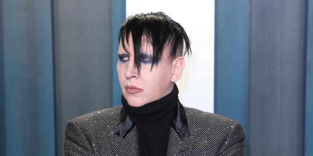 Politie LA opent onderzoek naar van misbruik beschuldigde Marilyn Manson
