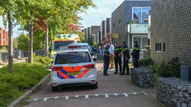 Kindje op fiets botst op auto op Piet Mondriaanlaan