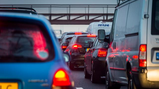Meerdere ongelukken zorgen voor extra drukte op wegen