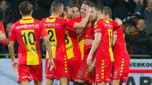 Bekijk de samenvatting van Go Ahead Eagles-FC Dordrecht