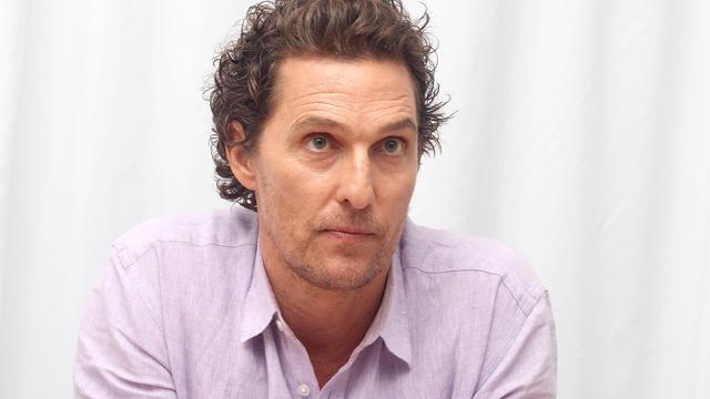 Matthew McConaughey bijna gebeten door dodelijke slang