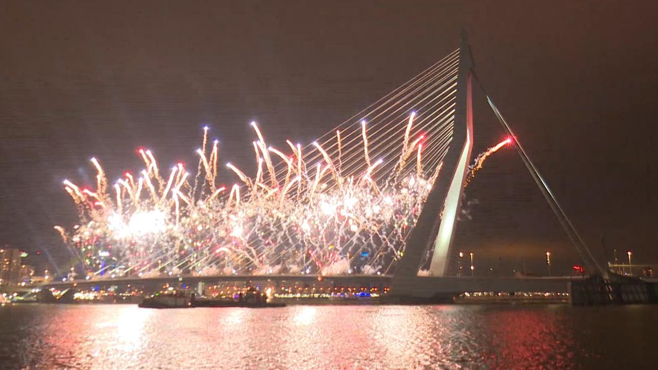 Zo luidt Nederland het nieuwe jaar in