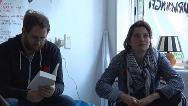 Krakers pand Borgerstraat willen dat pand huurwoning blijft