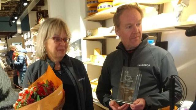 'Happy Walker en De Kaaskop meest toegankelijke winkels in Groningen'