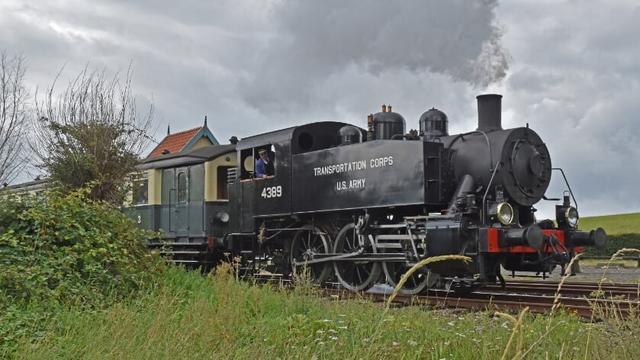 Stoomtrein tussen Goes en Borsele gaat vanaf zondag 5 juli weer rijden