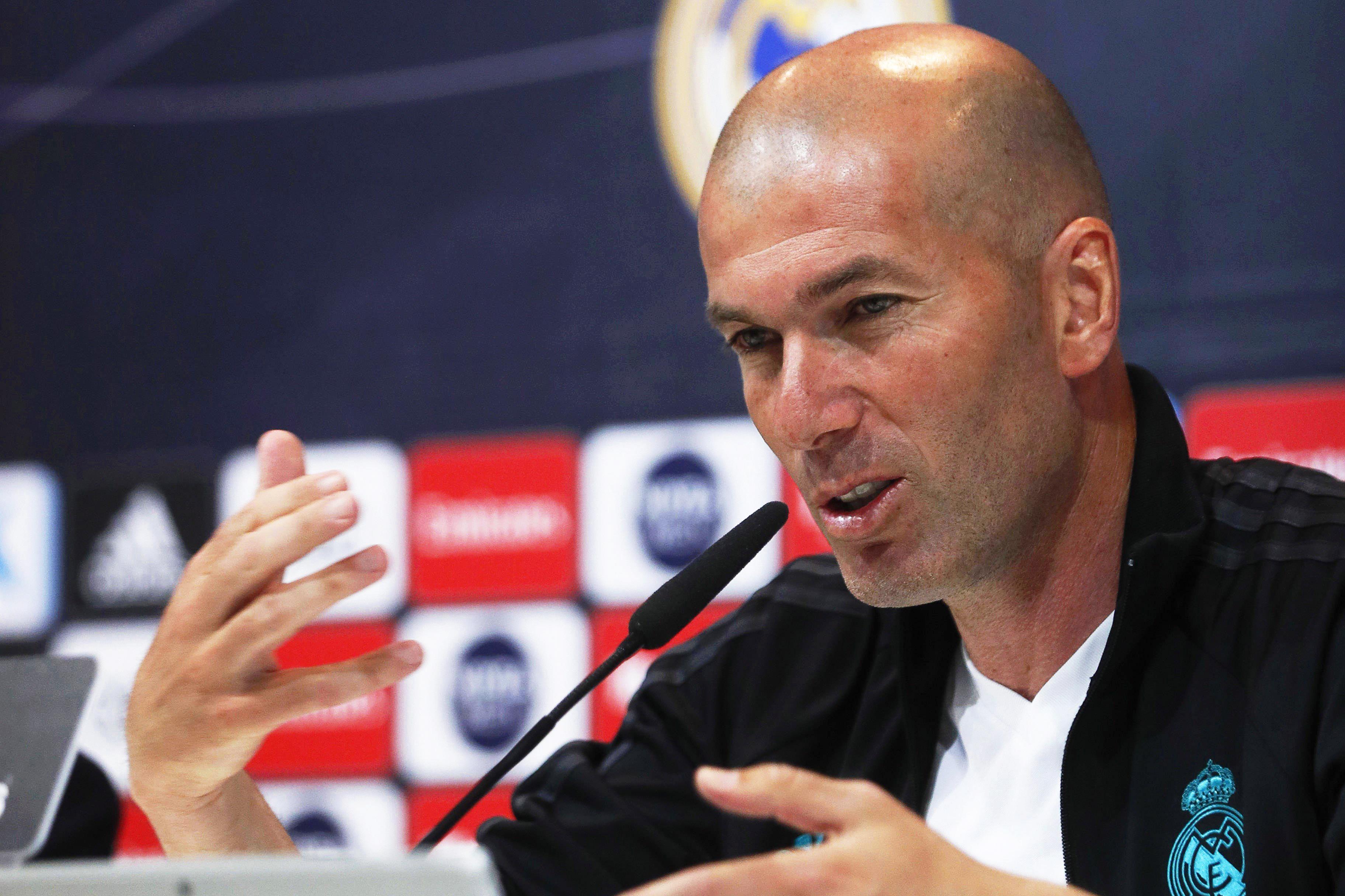 Zidane denkt dat duel met Liverpool zwaarste CL-finale wordt voor Real