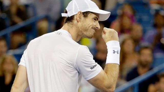 Murray plaatst zich ook in Cincinnati voor finale