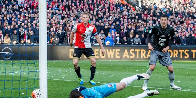 FC Utrecht-doelman Bednarek voelt zich niet schuldig na verloren finale