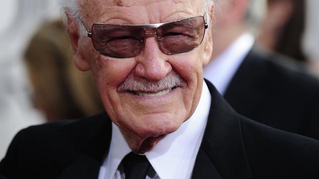 Marvel-bedenker Stan Lee (95) heeft longontsteking