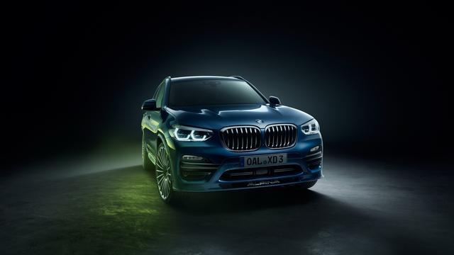 Alpina presenteert XD3 op basis van BMW X3