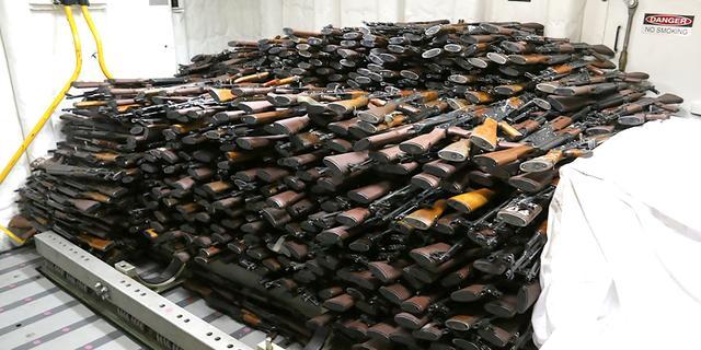 Europese Unie scherpt wetgeving voor wapenbezit aan