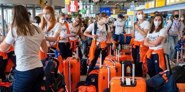 Deze Nederlanders komen in actie op de Olympische Spelen in Tokio
