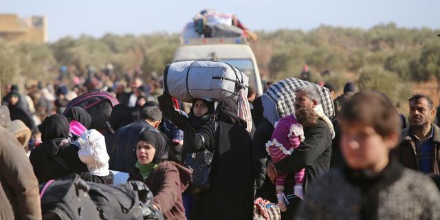 2.672 vluchtelingen vanuit Turkije naar EU sinds vluchtelingendeal
