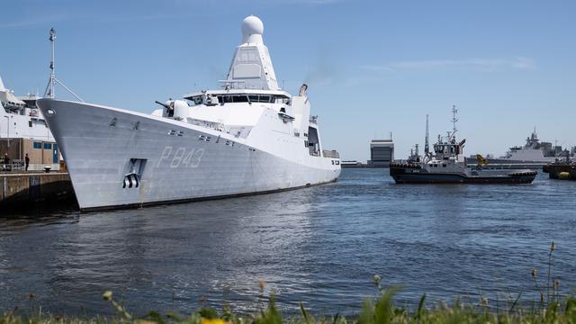 Geen nieuwe coronabesmettingen op Nederlands marineschip bij Curaçao