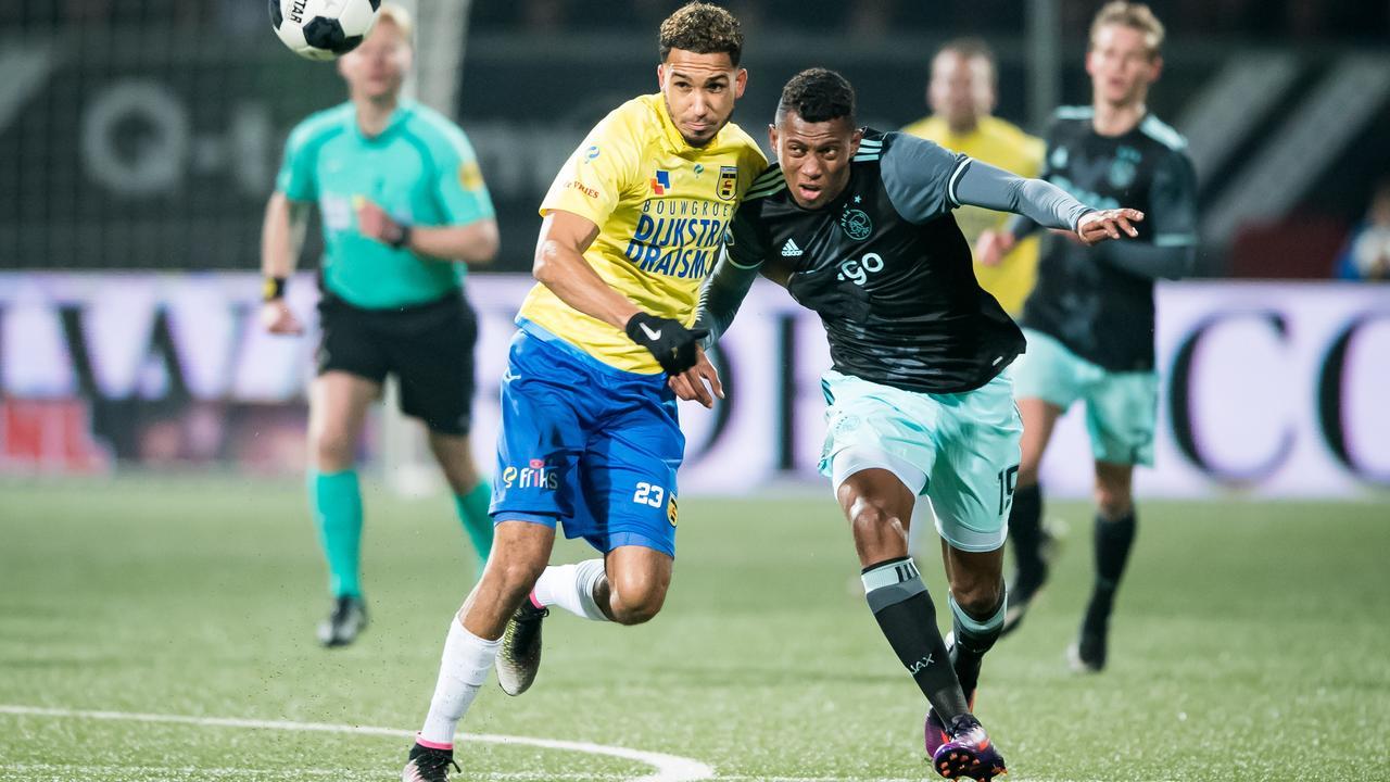 Samenvatting SC Cambuur-Ajax (2-1)