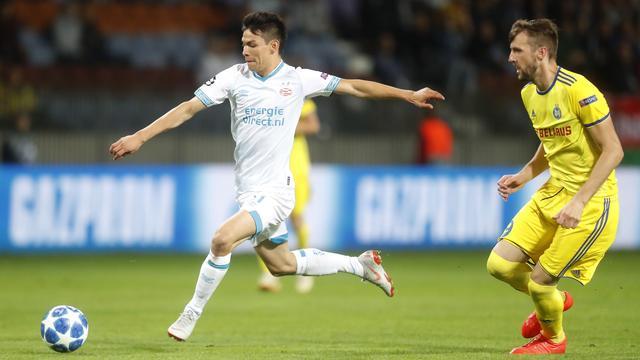 Reacties na zege PSV bij BATE Borisov in play-offs voor CL (gesloten)