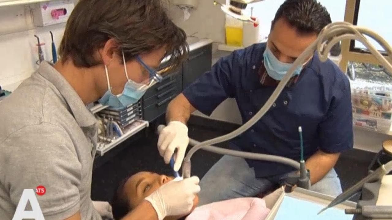 Syrische tandarts vindt stageplaats