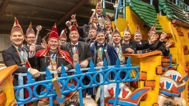 Carnaval in Noord-Nederland: 'Hier zijn mensen wat nuchterder'
