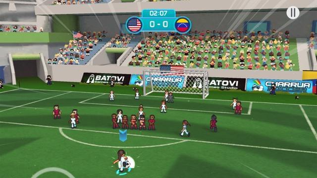 Apps van de week: NS Perronwijzer en Charrúa Soccer