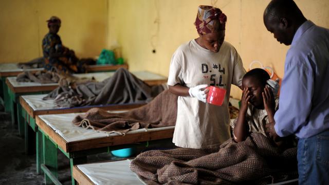 Tekort vaccin gele koorts in Congo