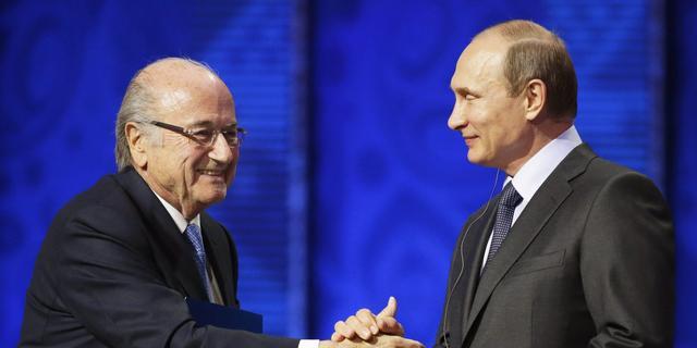 FA wil opheldering van FIFA over toewijzing WK 2018 aan Rusland