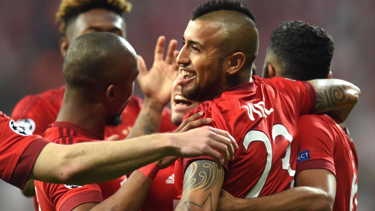 Bayern München-Benfica (1-0)