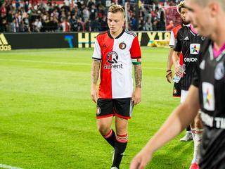'Er worden heel veel negatieve dingen geschreven, dat hoort bij Feyenoord'
