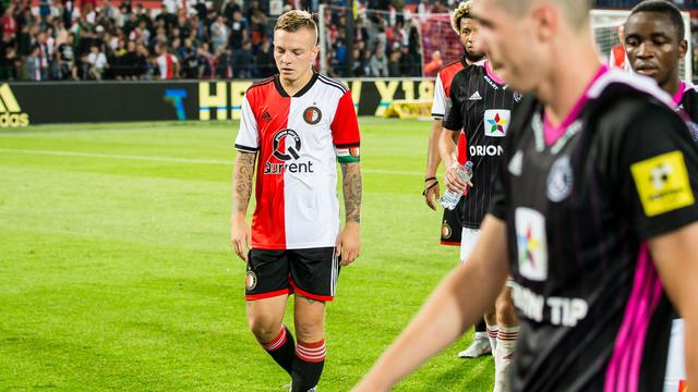 Clasie weigert na uitschakeling EL te spreken van crisis bij Feyenoord
