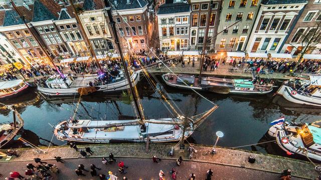 Komend weekend kleintje Delfsail in Groningen